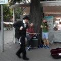 Одесский Еврей танцует 7 40 на Дерибасовской Таки да наши люди