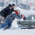 Житомирські синоптики попереджають про сильний сніг