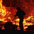 У селі на Житомирщині діти прокинулись від запаху диму в будинку та розбудили батьків
