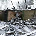 Упродовж доби вогнеборці ліквідували пожежу в гаражі та сараї в Коростенському районі. ФОТО