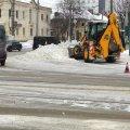 Наскільки чистими від снігу стали в Житомирі тротуари. ФОТО