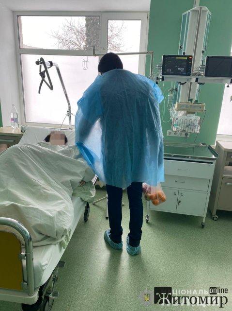 На Житомирщині під залізничним мостом знайшли змерзлого 16-річного юнака. ФОТО