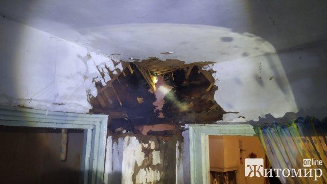 У Бердичеві та двох селах Новоград-Волинського району рятувальники гасили пожежі. ФОТО