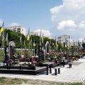 У Житомирі вирішили посилити патрулювання на військовому кладовищі