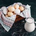 На Житомирщині зросло виробництво м'яса, а молока та яєць скоротилось