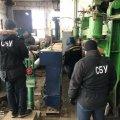 На Житомирщині СБУ попередила потенційну загрозу радіоактивного забруднення довкілля. ФОТО