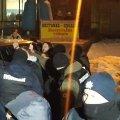 Поліцейські Житомира кажуть, що встановлюють обставини інциденту під час масового заходу
