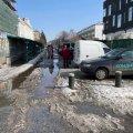 Михайлівську чистили, а про вулиці Лятошинського та Скорульського забули