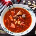 Борщ потрапив до ТОП-3 найкращих супів світу