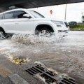 Річки обов'язково вийдуть з русла: де в Україні готуватися до потужних паводків