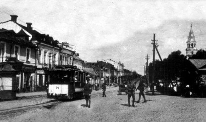 Цікавий Житомир. Трамвайна лінія поряд з російським кладовищем. ФОТО