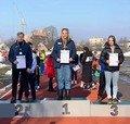Бердичівлянка стала чемпіонкою України з легкої атлетики. ФОТО