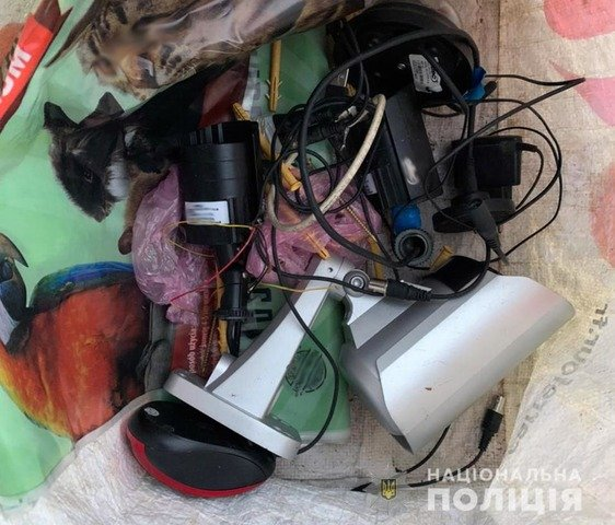 У Баранівському районі 20-річного молодика підозрюють у пограбуванні храму. ФОТО