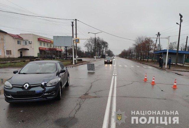 На Житомирщині судитимуть водія, який збив мати з дитиною на пішохідному переході