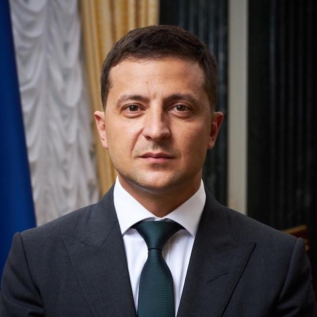 Володимир Зеленський: