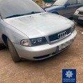 У Житомирі патрульні зупинили п'яного водія на Audi. ФОТО