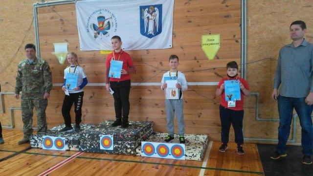 Житомирянин переміг на відкритому турнірі зі стрільби із лука. ФОТО