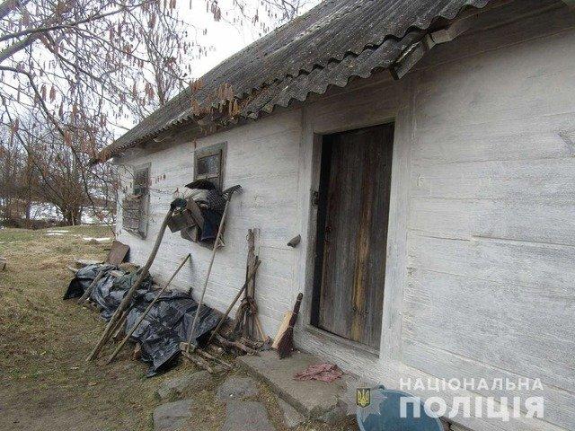 На Звягельщині жінка пограбувала 81-річну пенсіонерку. ФОТО