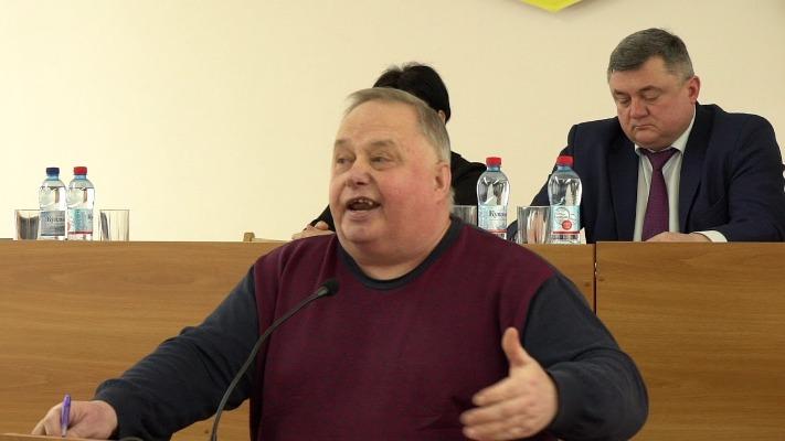 В Олевську помер Зіновий Фіц