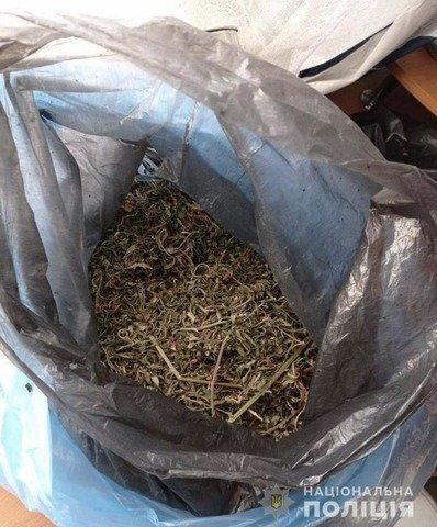 На Житомирщині за добу виявили наркотики одразу у трьох мешканців області. ФОТО