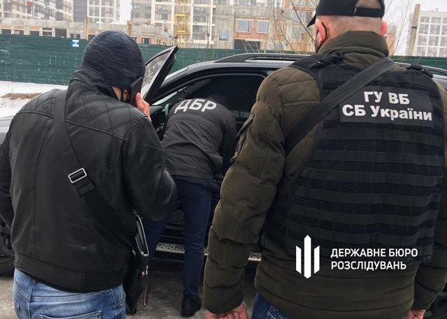 СБУшник викрав людину і вимагав близько 90 тисяч євро