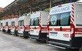"""Житомирщина до кінця місяця отримає 25 автомобілів """"швидкої допомоги"""""""