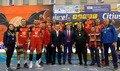 Житомирські волейболісти стали срібними призерами Кубку України
