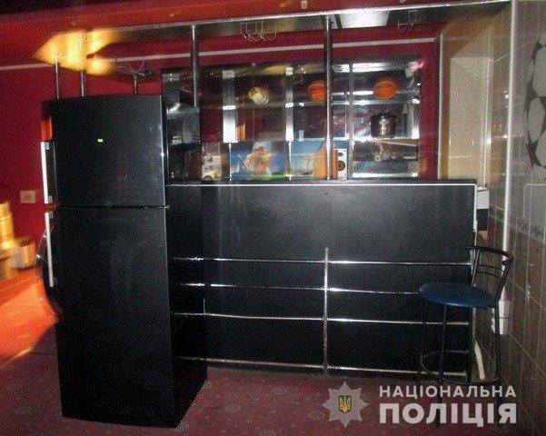 У Бердичівському районі припинили діяльність двох нелегальних гральних закладів. ФОТО
