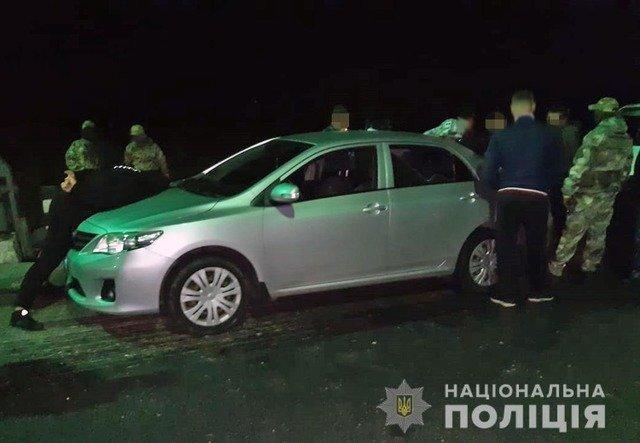 На Житомирщині групі грабіжників оголосили про підозри. ФОТО