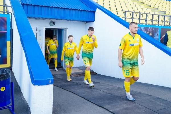 Центральний стадіон «Полісся» вперше за 16 років приймає матч Першої ліги