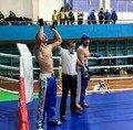 Житомирський кікбоксер втретє поспіль став чемпіоном України