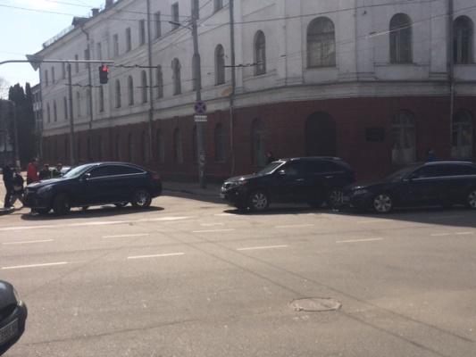 У Житомирі знову аварія на Великій Бердичівській. ФОТО