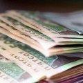 Середня заробітна плата працівників на підприємствах Житомирщини становила понад 10 тис. грн