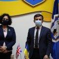 До Житомира завітала Посол Великої Британії в Україні. ФОТО