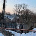 Вид на Успенську церкву з вулиці Шолом-Алейхема у Житомирі. ФОТО