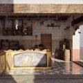 Ученые создали впечатляющую 3D-модель древнего фастфуда в Помпеях. ВИДЕО