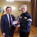У Житомирі екс-заступник міністра отримав відзнаку «За заслуги перед містом»