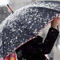 На карантинні вихідні сніг з дощем та сонце з-за хмар
