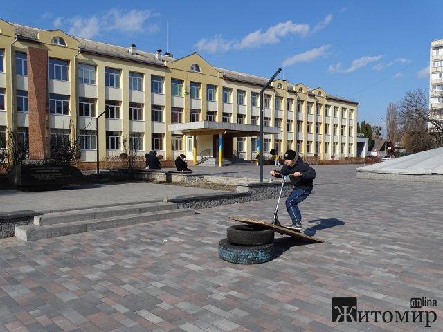 Мікрорайонам Житомира не вистачає простору для дітей. ФОТО