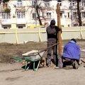 У Житомирі на перехресті Театральної та Київської планують збудувати торгівельно-офісний центр. ВІДЕО