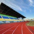 """Сьогодні в Житомирі відбудеться перший, за більш ніж 10 років, футбольний матч на оновленому стадіоні """"Полісся"""""""
