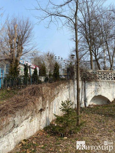 Житомиряни нажахані сатанинською знахідкою у місцевому парку. ФОТО