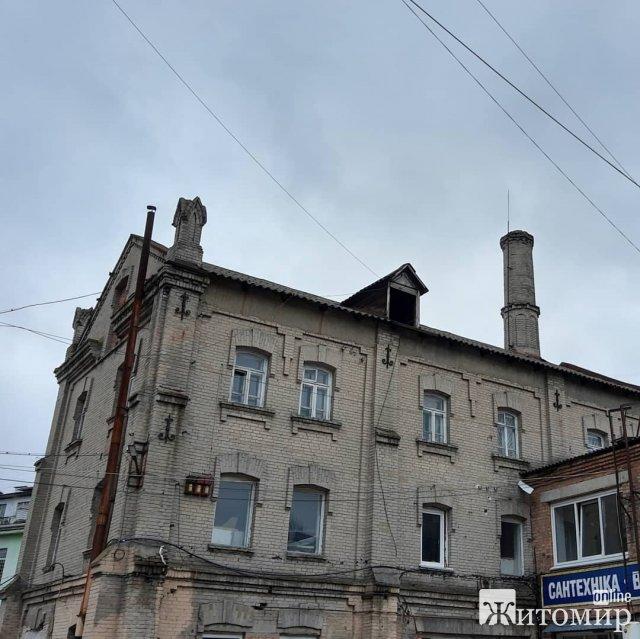 """У Житомирі хочуть знести приміщення """"Хмелефабрики""""? ФОТО"""