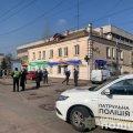 У Житомирі поліція розслідує ДТП біля вокзалу, в якій загинула жінка.  ФОТО