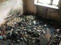 У Житомирі через пожежу в будинку загинула 87-річна жінка. ФОТО