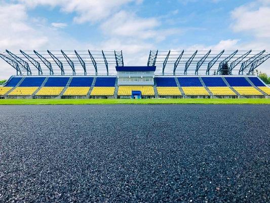 Афера по-житомирськи: здали поле, а не стадіон. ВІДЕО