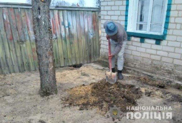 На Житомирщині чоловіка викрили у крадіжках з чужих обійсть. ФОТО