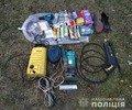 У Коростишівському районі чоловік вкрав та закопав електроінструменти. ВІДЕО