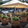 У Житомирі підприємці поки не можуть отримати ухвалення на літні майданчики біля кафе та ресторанів