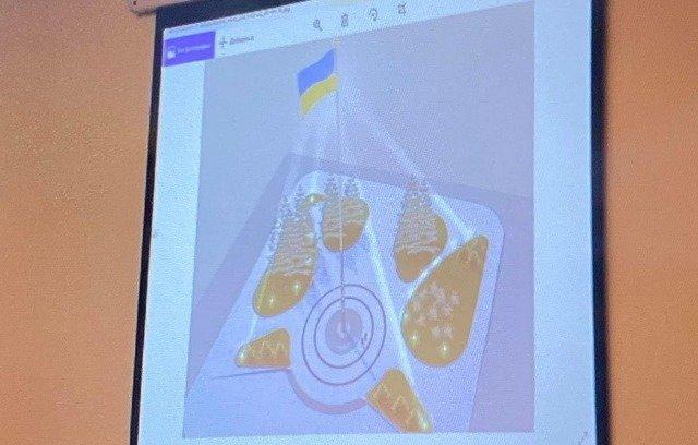 У Житомирі погодили місце встановлення 50-метрового флагштоку з прапором України. ФОТО